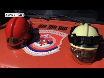 Trebinje: Formirana tri nova vatrogasna društva (VIDEO)