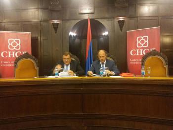 SNSD- Predstavljeni nosioci lista: Luka Petrović nosilac liste za Izbornu jedinicu 9