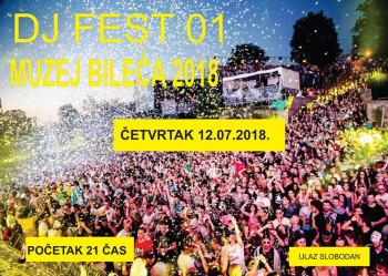 Svi u Bileću: DJ FEST na otvorenom, nastupaju najbolji iz Hercegovine