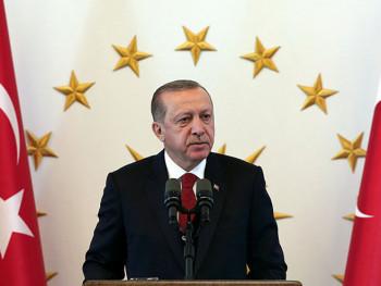 Ердоган именовао Владу Турске, зету повјерио министарство финансија