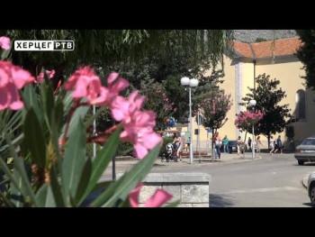 Trebinje: U toku uređenje gradskog zelenila (VIDEO)