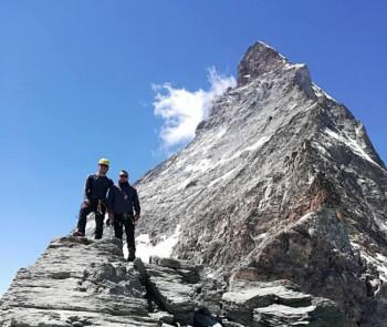 Фоча: Планинари 'Вучје стопе' освојили Матерхорн, планину смрти