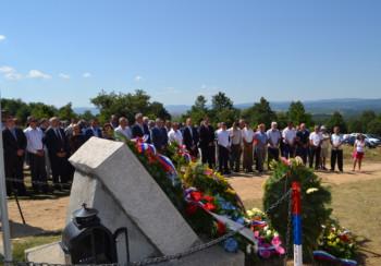 Nevesinje: Obilježene 143 godine od početka ustanka u Hercegovini