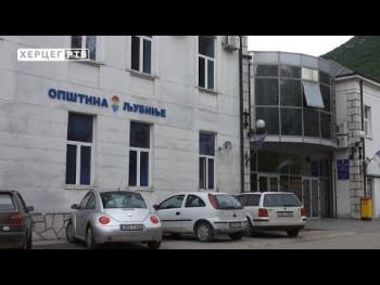 Solarna elektrana u Ljubinju na jesen (VIDEO)