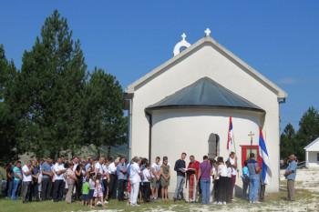 Nevesinje: Bogosluženjem i saborovanjem proslavljen Petrovdan u Lukavcu