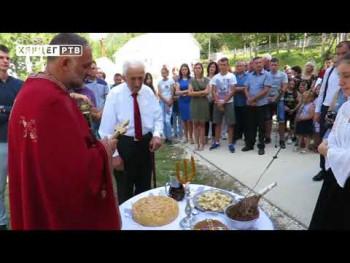 Nevesinje: Crkva u Lukavcu proslavila Petrovdan (VIDEO)