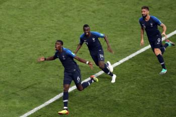 Francuska šampion svijeta, Hrvatskoj srebro