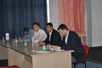 Bojan Šapurić izabran za potpredsjednika mladih DNS-a