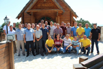 Okupili se bivši saborci iz grupe 'Ćićolina'