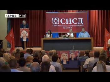 Jaka Srpska - politički cilj SNSD-a (VIDEO)