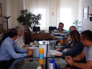 Potpisan Ugovor o dogradnji vodovodnog sistema u opštini Gacko
