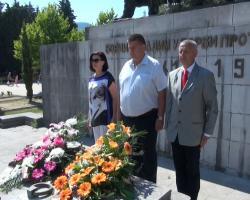 U Trebinju obilježen 4. jul, Dan borca u Drugom svjetskom ratu
