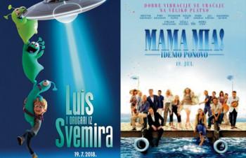 Program trebinjskog bioskopa od 19. do 24. jula