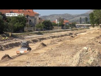 Uređenje Ćatovića kraka: Grad dobija novu urbanu zonu (VIDEO)