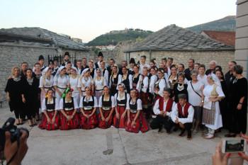 Priredili zajednički koncert: 'Alat' ugostio folklorno društvo iz Australije (FOTO)