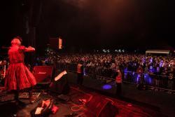 """""""Rundek Kargo Trio"""", """"Bad Copy"""" i """"Eyesburn"""" druge festivalske večeri """"OK Festa"""" oduševili publiku na Tjentištu"""