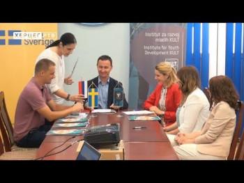 Trebinje: Novi projekat za zapošljavanje mladih (VIDEO)