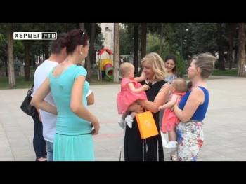 Trebinje lider u oblasti pronatalitetne politike (VIDEO)