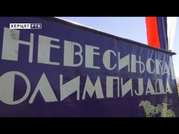 Završne pripreme pred 143. 'Nevesinjsku olimpijadu' (VIDEO)