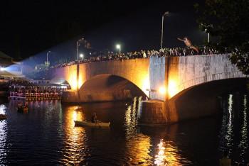 Skokovi s Kamenog mosta 1. avgusta