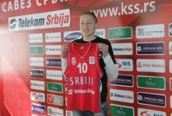 Pejdž: Nigdje se ne voli sport kao u Srbiji