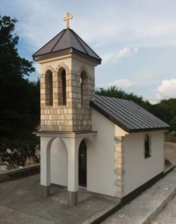 Nevesinje: Osvještanje novosagrađene crkve u Bukurićima 4. avgusta