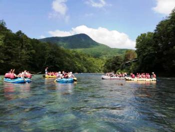 Крстарење Дрином - Спој авантуре и раскошне природе