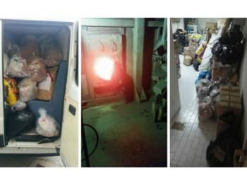 U pogonima TE Gacko policija pronašla drogu koja je trebala biti uništena