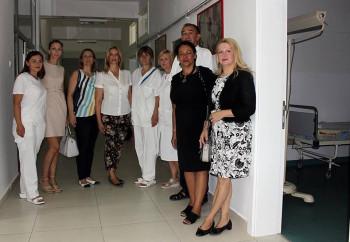 Aktiv žena SNSD-a Trebinje darovao porodilje
