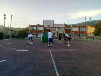 Bileća: Zbog loših vremenskih prilika, završnica turnira u basketu u dvorani!
