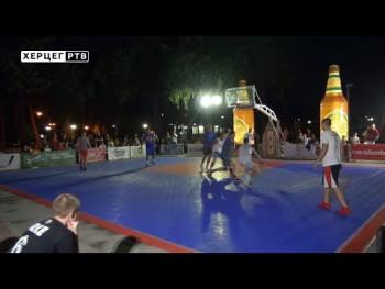 U Trebinju počeo 3x3 basket turnir: Više od 140 učesnika (VIDEO)