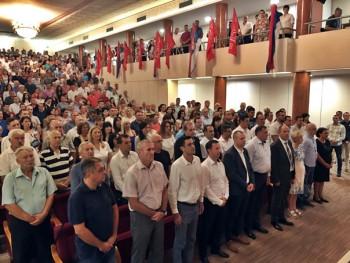 Dodik: Trebinjski odbor SNSD-a najbolji u Srpskoj