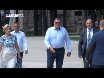 Dodik uvjeren u novi uspjeh SNSD-a (VIDEO)