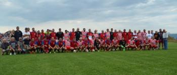 Звезда и Вележ играли за Пребиловце у величанственом амбијенту Градског стадиона у Невесињу (ФОТО)