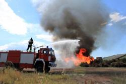 Za vatrogasce pune ruke posla - duplo više intervencija nego lani