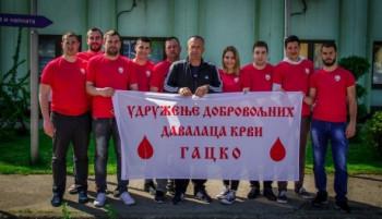 UDDK 'Gacko': U četvrtak akcija dobrovoljnog darivanja krvi