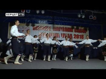 Na Ublima održan tradicionalni narodni sabor (VIDEO)
