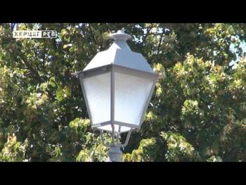Trebinje: Počela ugradnja LED rasvjete, 969 novih rasvjetnih tijela (VIDEO)