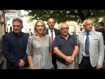 Cvijanović: Koalicija SNSD/DNS/SP istestirana i dokazana i u Trebinju (VIDEO)