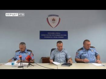 PU Trebinje: Sve više vozača pod dejstvom alkohola (VIDEO)