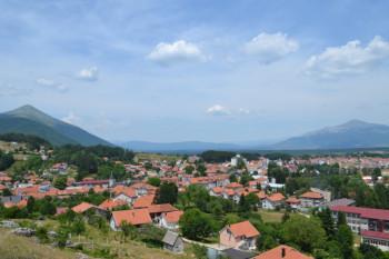 Srebrenka Golić danas u Nevesinju