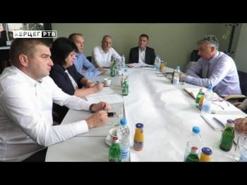 Ministarka Golić u posjeti Nevesinju: Vlada u ovu opštinu ulaže 11 miliona KM (VIDEO)