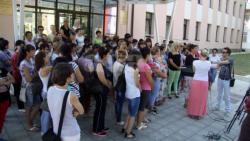 Dogovor postignut – Radnice prekinule štrajk