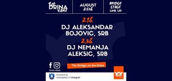 'Drina Vibes': Prvi festival elektronske muzike  u Višegradu