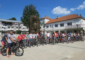 Четврта бициклијада кроз невесињска села