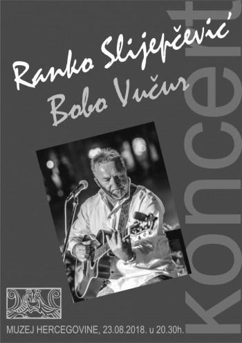 Večeras u Muzeju Hercegovine: Ranko i Bobo – koncert autorske muzike