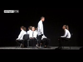 U Trebinju počeo prvi omladinski pozorišni kamp i festival 'Agon' (VIDEO)