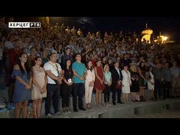 Počeli 22. Susreti mladih: Trebinje domaćin šesti put (VIDEO)