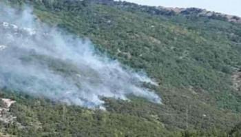 Stabilno na požarištu: Trebinjska teritorija nije ugrožena