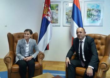 Petrović: Dolazak Vlade Srbije u Trebinje je velika čast za grad